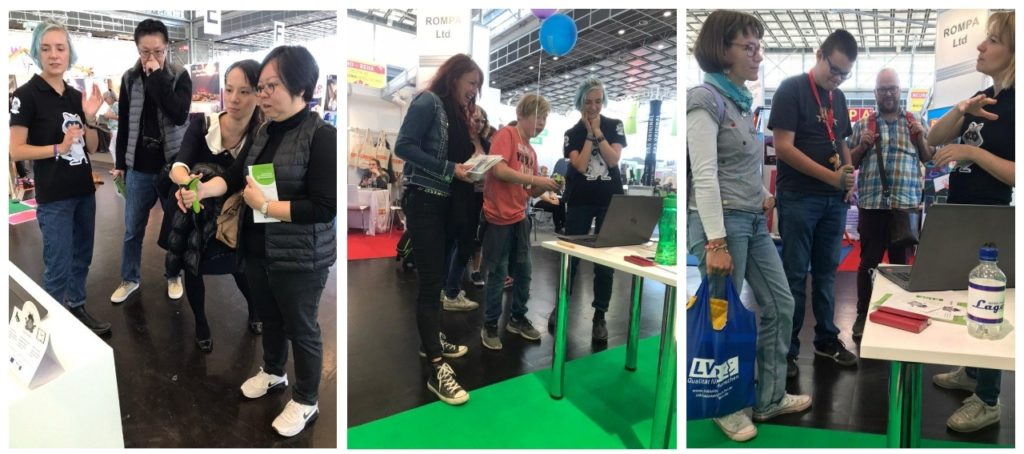 We returned from the REHACARE 2019