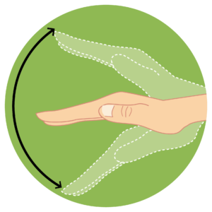 WRIST FLEXION AND EXTENSION