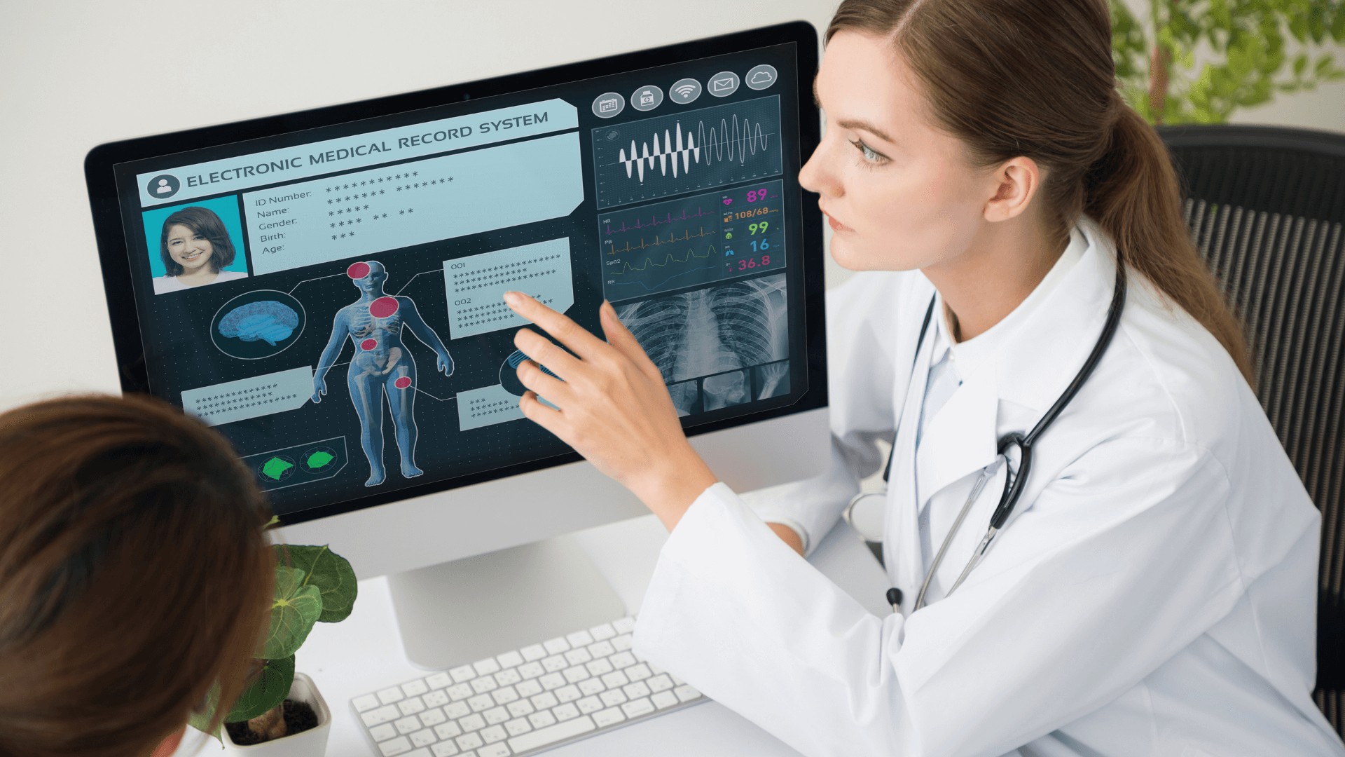 Electronic medical record system