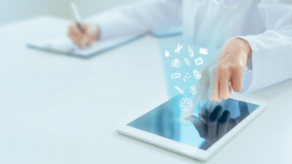 What are electronic health records?